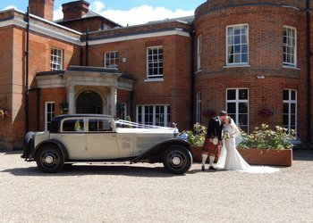 Wedding Car Hire - 1931 Phantom II Rols Royce